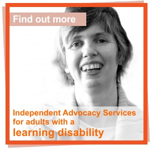 advocacy for adults with learning disabilities